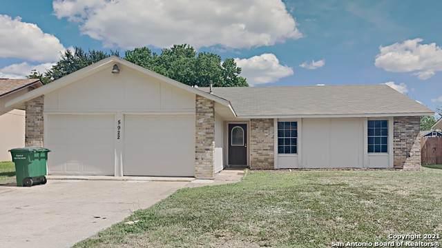 5922 Valley Branch St, San Antonio, TX 78250 (MLS #1561104) :: Green Residential