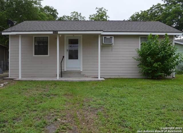 548 W Mayfield Blvd, San Antonio, TX 78211 (MLS #1561121) :: Green Residential