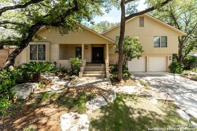 2803 Whisper Fawn St, San Antonio, TX 78230 (MLS #1561128) :: Green Residential