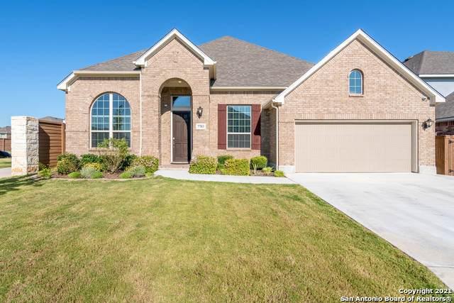 7703 Goldstrike Dr, San Antonio, TX 78254 (MLS #1561140) :: Beth Ann Falcon Real Estate