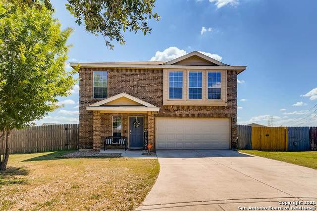 9302 Lilly Valley, San Antonio, TX 78254 (MLS #1561150) :: Green Residential