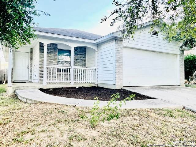 3326 Willet Way, San Antonio, TX 78223 (MLS #1561179) :: Alexis Weigand Real Estate Group