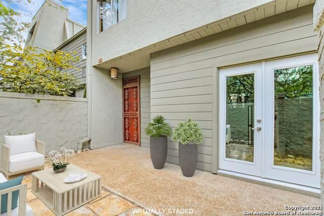 3102 Eisenhauer Rd A-9, San Antonio, TX 78209 (MLS #1561186) :: Alexis Weigand Real Estate Group