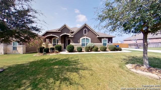 3320 Harvest Hill Blvd, Marion, TX 78124 (MLS #1561215) :: Santos and Sandberg