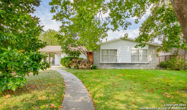471 Hialeah Ave, San Antonio, TX 78218 (MLS #1561272) :: Santos and Sandberg