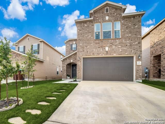 2615 Sunset Bnd, San Antonio, TX 78244 (MLS #1561293) :: Phyllis Browning Company