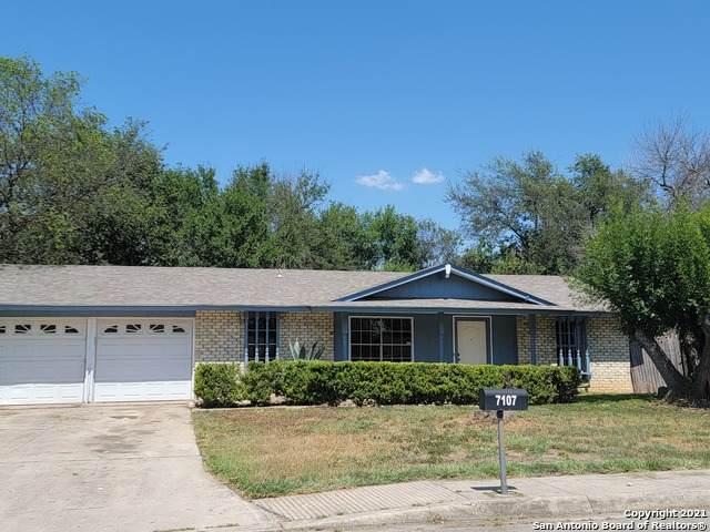 7107 Glen Haven, San Antonio, TX 78239 (MLS #1561296) :: Santos and Sandberg