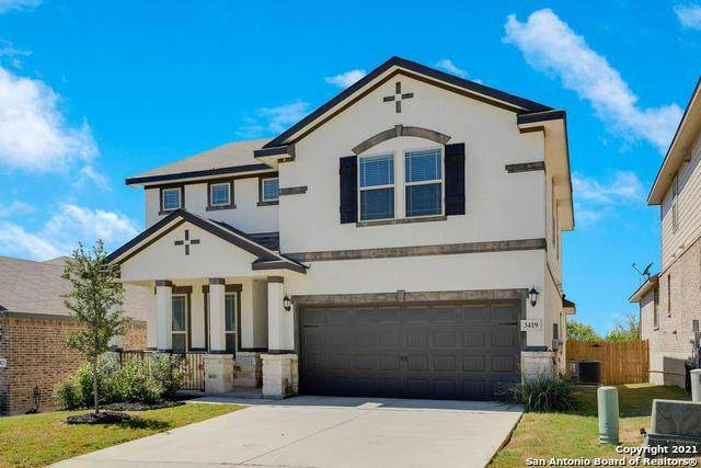 3419 Silver Set, San Antonio, TX 78245 (MLS #1561320) :: Concierge Realty of SA