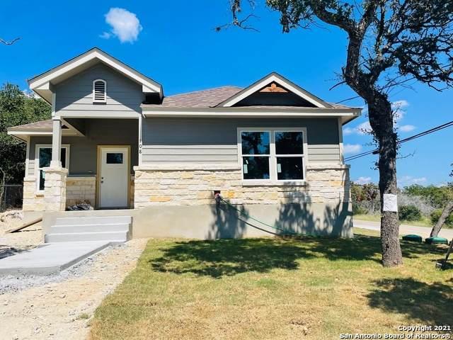 108 Palm, Spring Branch, TX 78070 (MLS #1561321) :: Beth Ann Falcon Real Estate