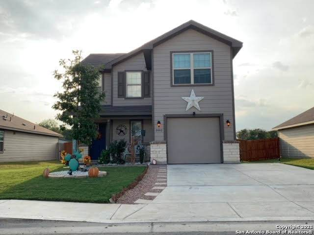 2440 Ranger Pass, Seguin, TX 78155 (MLS #1561326) :: Texas Premier Realty