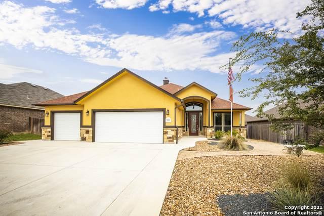 2273 Sun Stone Pl, New Braunfels, TX 78130 (MLS #1561335) :: Vivid Realty