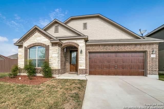 2041 Oxbow Cir, New Braunfels, TX 78130 (MLS #1561387) :: Vivid Realty