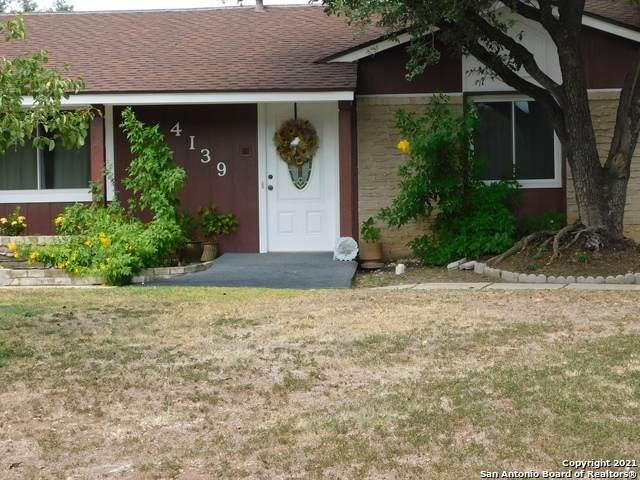 4139 Briarglen, San Antonio, TX 78218 (MLS #1561391) :: EXP Realty