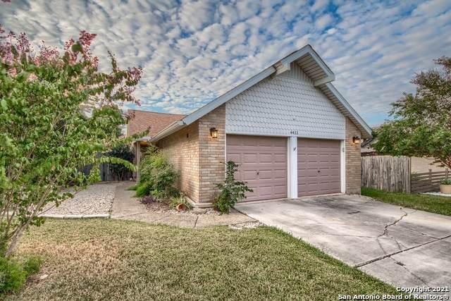 4422 Putting Green, San Antonio, TX 78217 (MLS #1561393) :: Beth Ann Falcon Real Estate