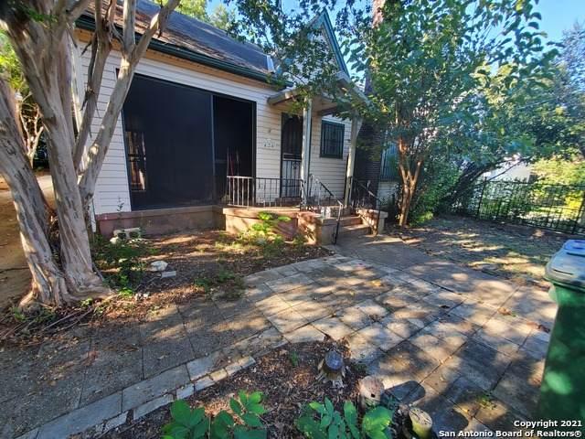424 W Rosewood Ave, San Antonio, TX 78212 (MLS #1561406) :: Phyllis Browning Company