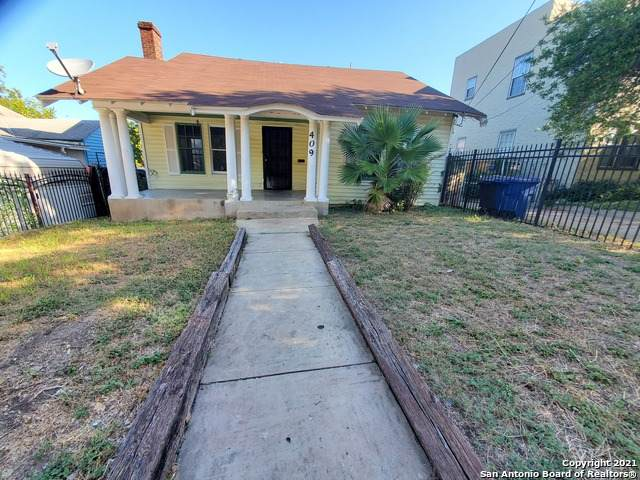 409 W Rosewood Ave, San Antonio, TX 78212 (MLS #1561413) :: Phyllis Browning Company