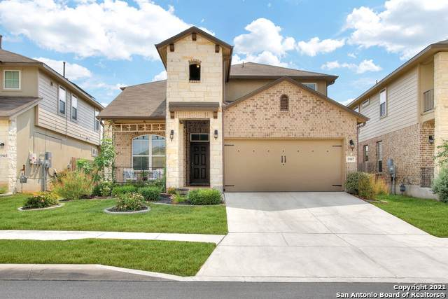 5907 Calaveras Way, San Antonio, TX 78253 (MLS #1561425) :: Bexar Team