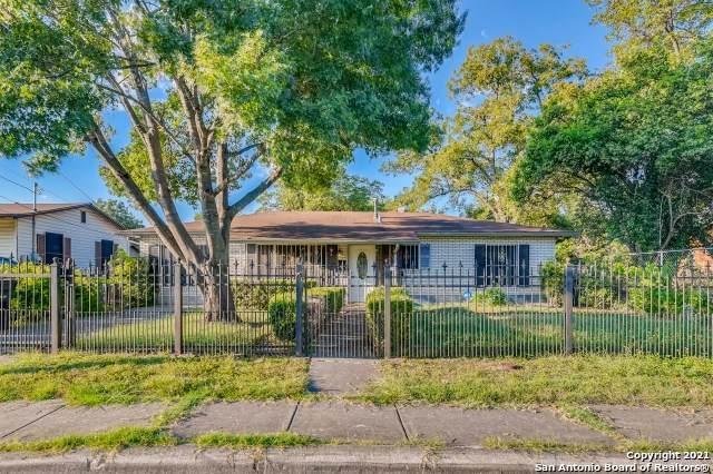 3611 El Paso St, San Antonio, TX 78207 (MLS #1561433) :: Vivid Realty