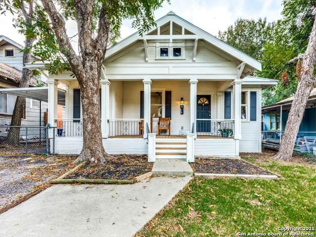 1104 W Mulberry Ave, San Antonio, TX 78201 (MLS #1561439) :: The Gradiz Group