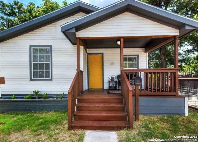 209 Saint James, San Antonio, TX 78202 (MLS #1561451) :: Vivid Realty