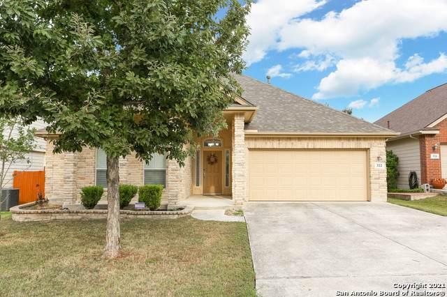 322 Wing Falls, San Antonio, TX 78253 (MLS #1561474) :: Vivid Realty