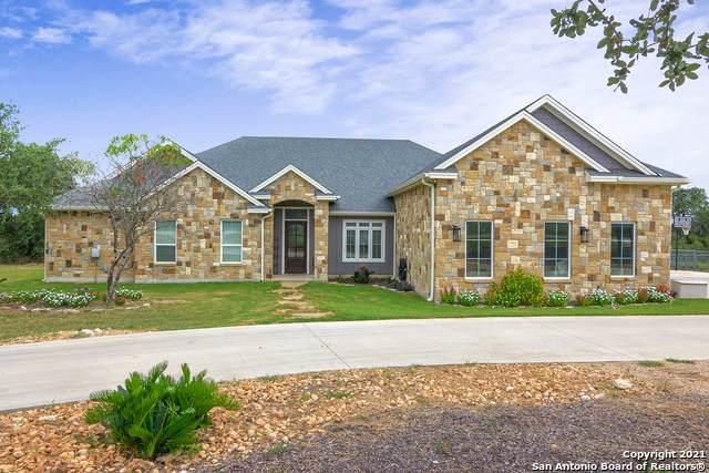 117 Riley Wood, Blanco, TX 78606 (MLS #1561506) :: The Lugo Group