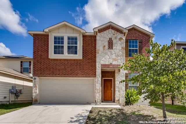 11815 Wildcat Cove, San Antonio, TX 78254 (MLS #1561587) :: Bexar Team