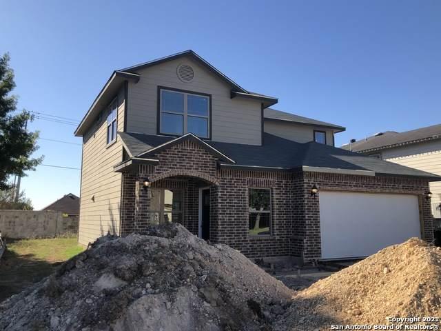384 Copper Wood Dr, New Braunfels, TX 78130 (MLS #1561590) :: The Gradiz Group