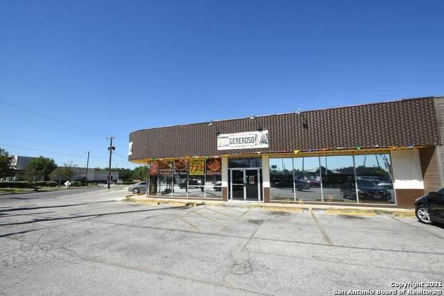 3905 San Pedro Ave, San Antonio, TX 78212 (MLS #1561602) :: The Gradiz Group