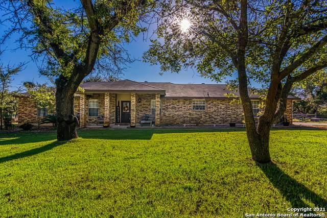 115 Harvest Ln, Floresville, TX 78114 (MLS #1561627) :: The Gradiz Group