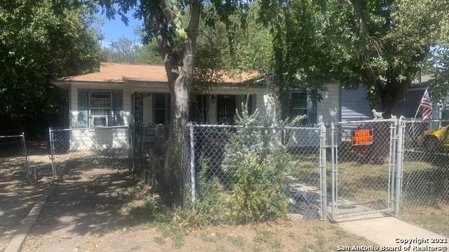 951 Kendalia Ave, San Antonio, TX 78221 (MLS #1561630) :: Alexis Weigand Real Estate Group