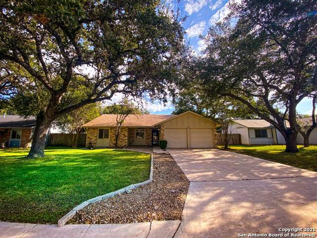 2819 Old Field Dr, San Antonio, TX 78247 (MLS #1561638) :: The Lopez Group