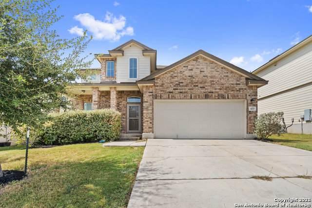 433 Kings Way, Cibolo, TX 78108 (MLS #1561710) :: HergGroup San Antonio Team
