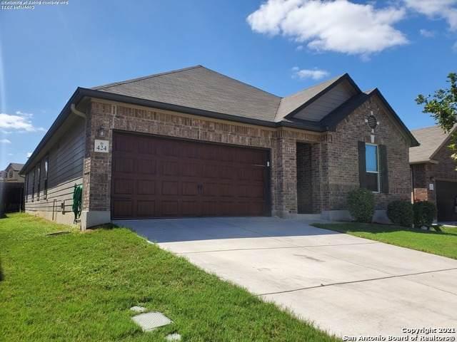 424 Landmark Falls, Cibolo, TX 78108 (MLS #1561716) :: Alexis Weigand Real Estate Group