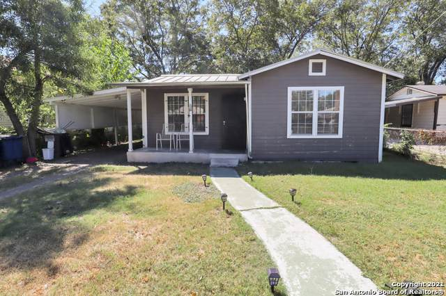 1106 Crystal St, San Antonio, TX 78211 (MLS #1561753) :: Alexis Weigand Real Estate Group