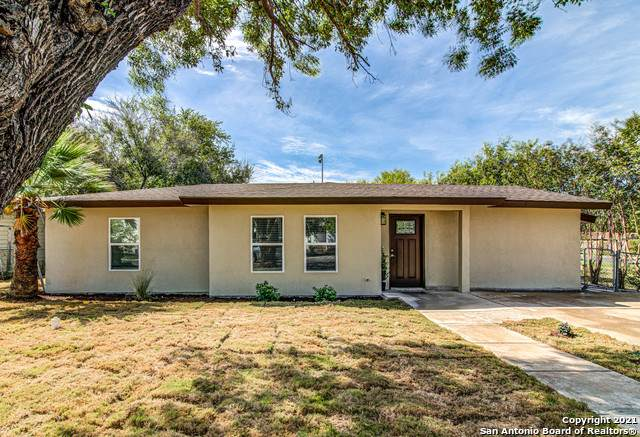 658 Marquette Dr, San Antonio, TX 78228 (MLS #1561773) :: The Glover Homes & Land Group