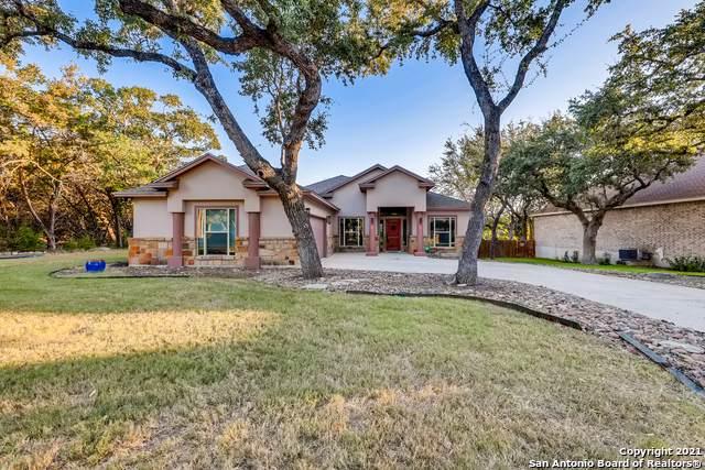 215 Hornpipe Hills, San Antonio, TX 78260 (MLS #1561813) :: Exquisite Properties, LLC