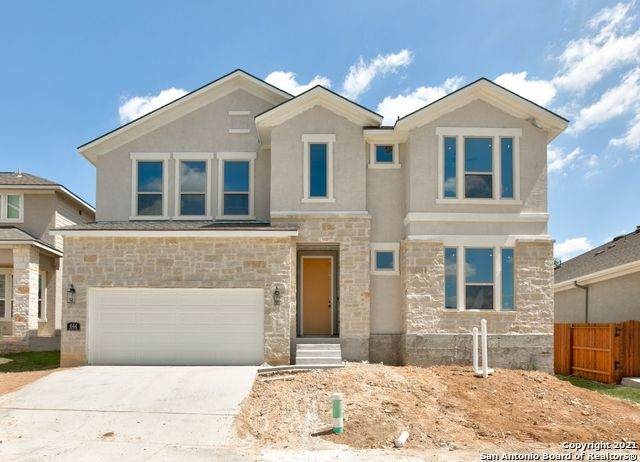 644 Treetop Pass, New Braunfels, TX 78130 (MLS #1561829) :: Alexis Weigand Real Estate Group