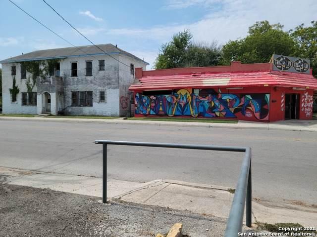 1505 S Hackberry, San Antonio, TX 78210 (MLS #1561868) :: The Glover Homes & Land Group