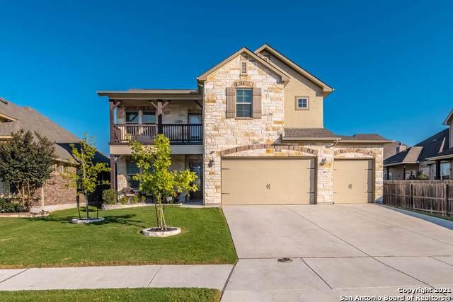 509 Cavan, Cibolo, TX 78108 (MLS #1561892) :: HergGroup San Antonio Team