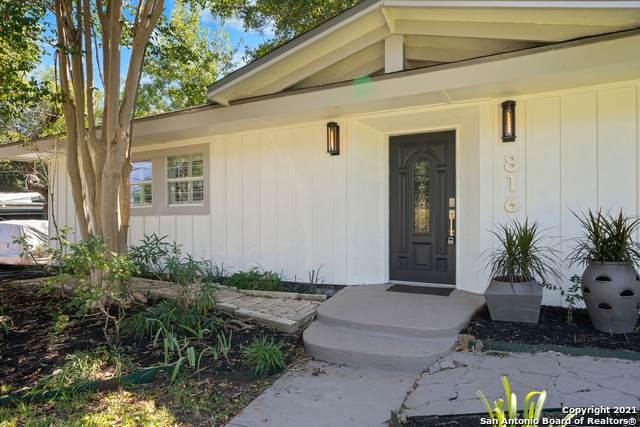 816 Terrell Rd, Terrell Hills, TX 78209 (MLS #1561896) :: ForSaleSanAntonioHomes.com