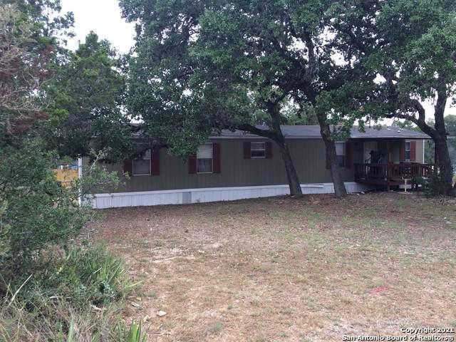 361 Flintstone Dr, Canyon Lake, TX 78133 (MLS #1561917) :: Carolina Garcia Real Estate Group