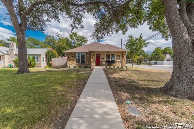 1291 Lee St, New Braunfels, TX 78130 (MLS #1561938) :: Bexar Team