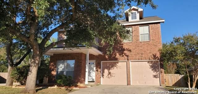 8619 Branch Hollow Dr, Universal City, TX 78148 (MLS #1561951) :: BHGRE HomeCity San Antonio