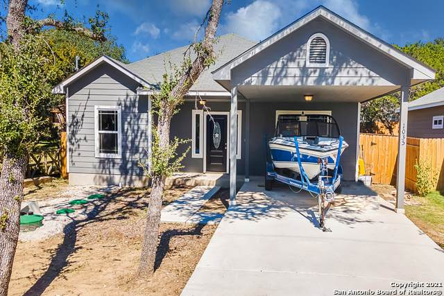 1035 Cedar Grove Trail, Spring Branch, TX 78070 (MLS #1561962) :: Bexar Team