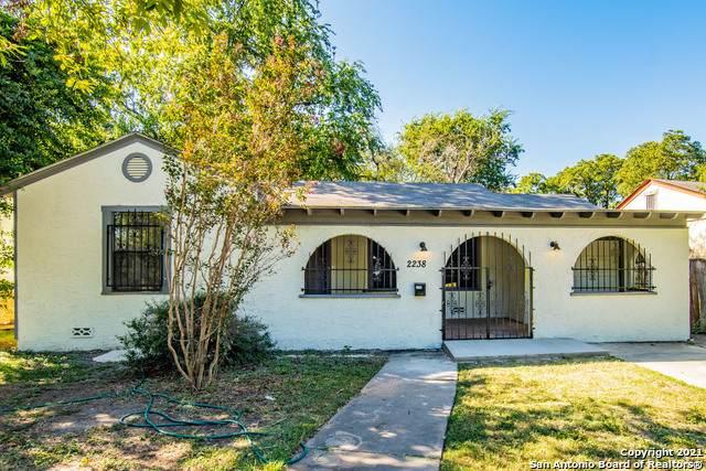 2238 W Magnolia Ave, San Antonio, TX 78201 (MLS #1562003) :: Bexar Team