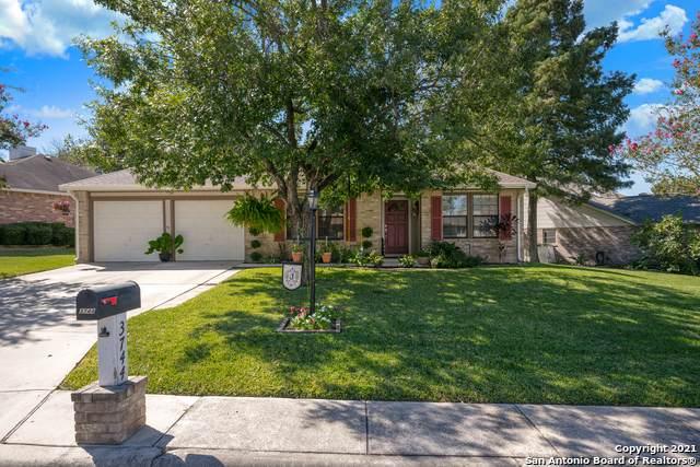 3744 Hunters Glen, Schertz, TX 78108 (MLS #1562022) :: BHGRE HomeCity San Antonio