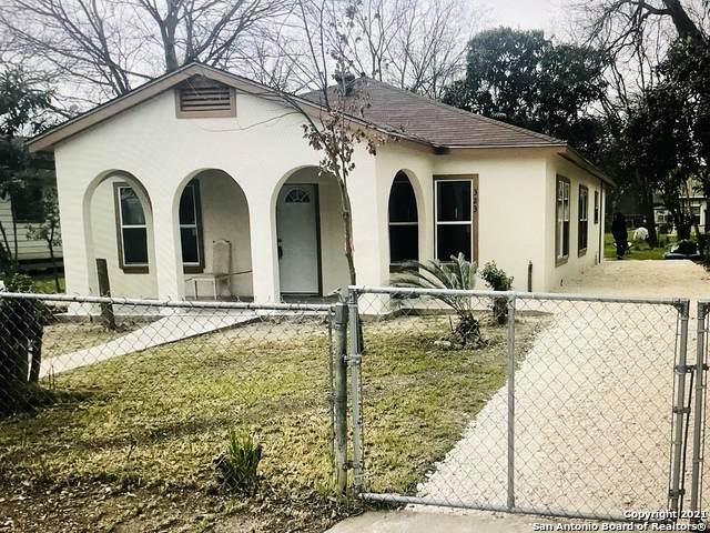 323 S San Horacio Ave, San Antonio, TX 78237 (MLS #1562059) :: Alexis Weigand Real Estate Group