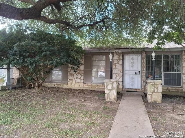 5938 Fairmeade St, San Antonio, TX 78242 (MLS #1562081) :: Exquisite Properties, LLC