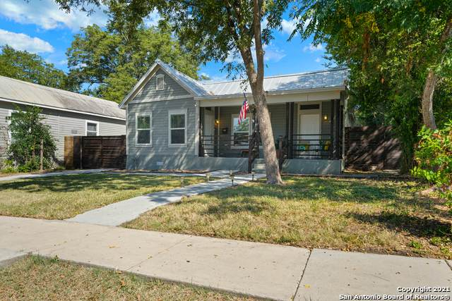 521 Dawson St, San Antonio, TX 78202 (MLS #1562093) :: The Gradiz Group